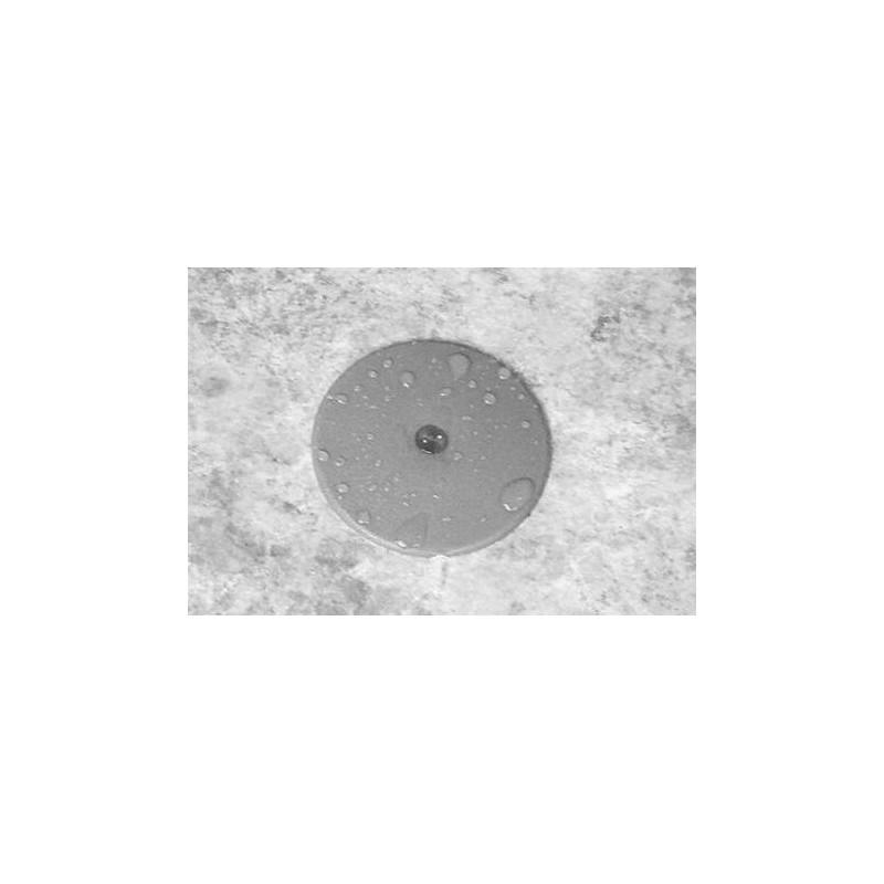 Paquete de válvulas inyectoras 6,5 mm beige (100 uds.)
