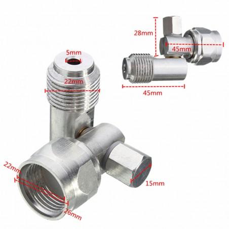 """15 mtrs. de manguera de alta presión 1/4"""" para equipo de pulverización airless"""