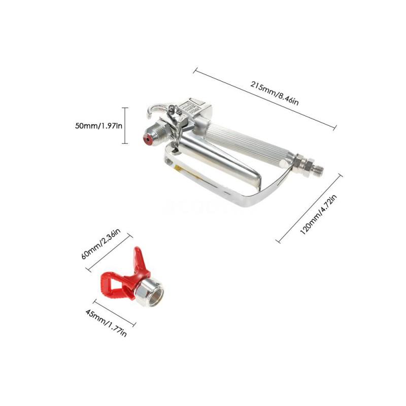 Boquilla de pulverización airless 211