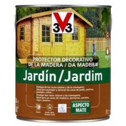 Protector de madera V33 Jardin