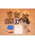 Kits de tratamiento de madera por inyección